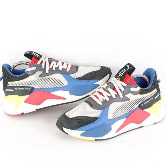 Rsx Toys Multicolor Sneakers Mens 9
